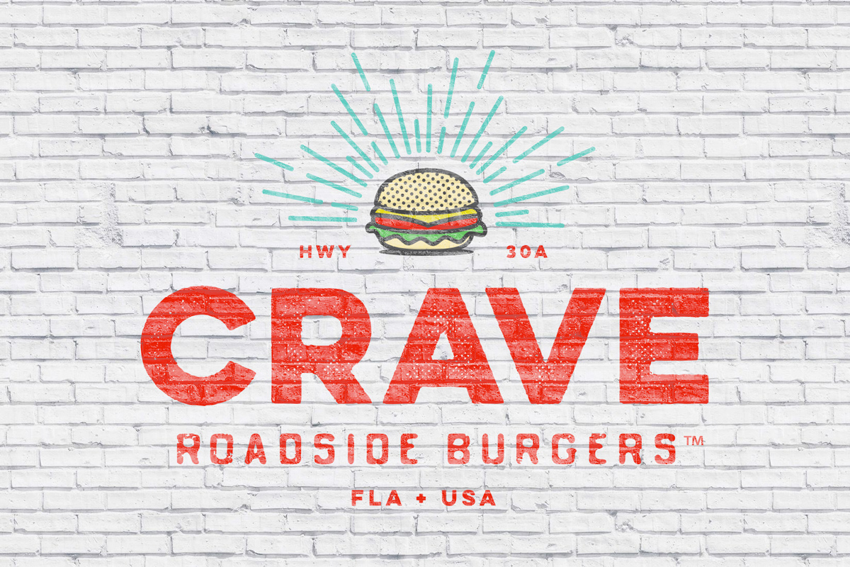 crave_logo_wall